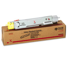 106R00670 Toner, 4000 Page-Yield, Yellow