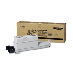 106R01221 High-Yield Toner, 18000 Page-Yield, Black