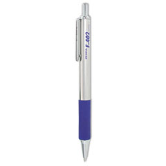 F-402 Ballpoint Retractable Pen, Blue Ink, Fine