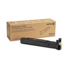 106R01317 High-Yield Toner, 14000 Page-Yield, Cyan