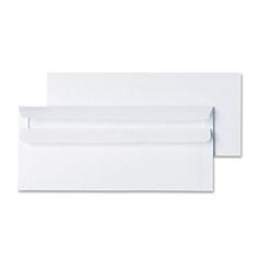 Self-Seal Business Envelope, #10, White, 500/Box