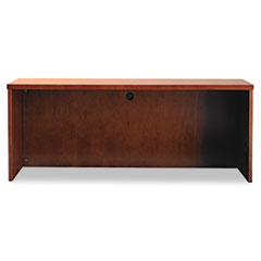 Mira Series Wood Veneer Credenza, 72w x 24d x 29½h, Medium Cherry