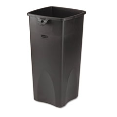 Rubbermaid® Commercial Untouchable® Square Waste Receptacle