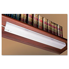 Under Cabinet Fluorescent Lamp, Steel, White LEDL9111