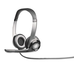 H530 USB Headset, Black