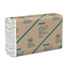 COU ** SCOTT C-Fold Paper Towels, 10 1/8 x 13 3/20, White, 200/Pack, 12/Carto at Sears.com