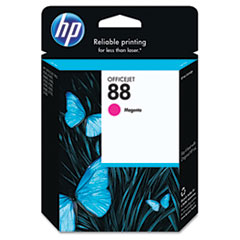 HP 88, (C9387AN) Magenta Original Ink Cartridge