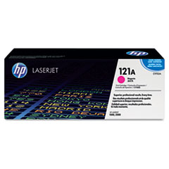HP 121A, (C9703A) Magenta Original LaserJet Toner Cartridge