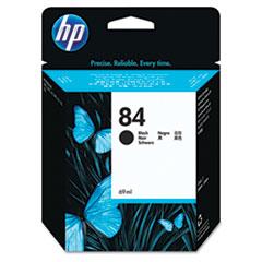 HP 84, (C5016A) Black Original Ink Cartridge