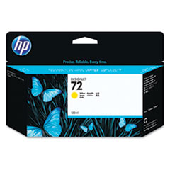 HP 72, (C9373A) Yellow Original Ink Cartridge