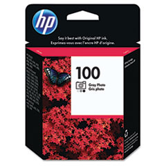 HP 100,(C9368AN) Gray Photo Original Ink Cartridge