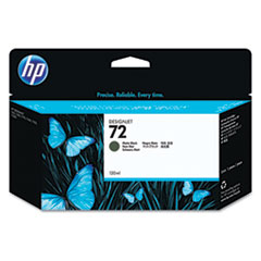 HP 72, (C9403A) Matte Black Original Ink Cartridge