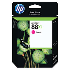 HP 88XL, (C9392AN) High Yield Magenta Original Ink Cartridge