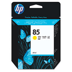 HP 85, (C9427A) Yellow Original Ink Cartridge