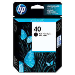 HP 40, (51640A) Black Original Ink Cartridge
