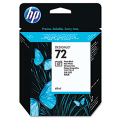 HP 72, (C9397A) Photo Black Original Ink Cartridge