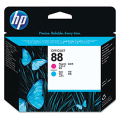 HP 88, (C9382A) Cyan/Magenta Printhead