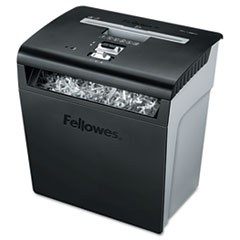 Powershred P-48C Deskside Cross-Cut Shredder, 8 Sheet Capacity FEL3224905