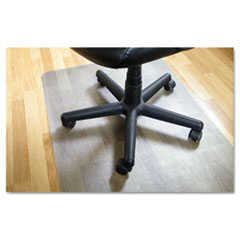 COU ** EcoTex Revolutionmat Recycled Chair Mat for Hard Floors, 48 x 60 at Sears.com