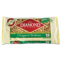 Chopped Walnuts, 8oz Bag DFD04231