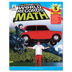 guiness-world-records-math-grade-5-128-pages
