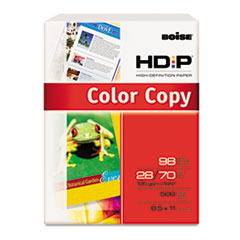COU ** HD:P Color Copy Paper, 98 Brightness, 28lb, 8-1/2 x 11, White, 500 She at Sears.com