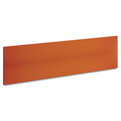 """Momentum Collection Tackboard for 72"""" Hutch, 66-1/4w x 5/8d x 18-1/8h, Orange BSH34TB2OR"""