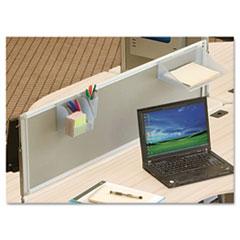 iFlex Series Privacy Panel, 49w x 1d x 17h, Gray BLT90062