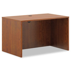 BL Laminate Series Rectangular Desk Shell, 48w x 30w x 29h, Medium Cherry