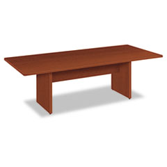 BL Laminate Series Rectangular Conference Table, 96w x 44d x 29-1/2h, Med Cherry