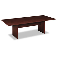 BL Laminate Series Rectangular Conference Table, 96w x 44d x 29-1/2h, Mahogany