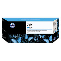 HP 772, (CN636A) Cyan Original Ink Cartridge