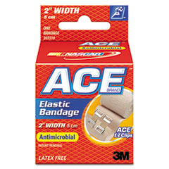 Elastic Bandage with E-Z Clips, 2