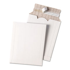 Expand on Demand Foam Lined Mailer, 10 x 13, White