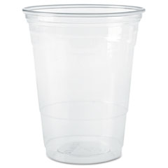 COU ** Plastic Party Cold Cups, 10 oz., Clear, 50/Pack at Sears.com