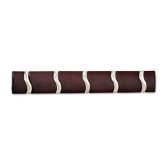 COU ** Designer Wall Rack, Mahogany, Wood, Wall-Mounted, 5 Hooks at Sears.com