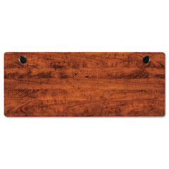 Valencia Series Training Table Top, Rectangular, 59w x 23-5/8d, Medium Cherry