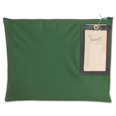 COU ** Cash Transit Sack, Nylon, 14 x 11, Dark Green at Sears.com