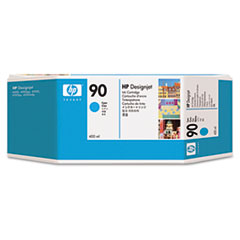 HP 90, (C5061A) Cyan Original Ink Cartridge