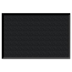 EliteGuard Indoor/Outdoor Floor Mat, 36 x 60, Chocolate MLLUG030514