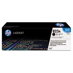 HP 823A, (CB380A) Black Original LaserJet Toner Cartridge