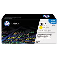 HP 311A, (Q2682A) Yellow Original LaserJet Toner Cartridge