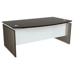 Bow-Front Office Desks
