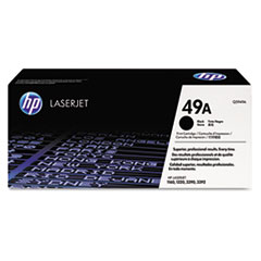 HP 49A, (Q5949A-G) Black Original LaserJet Toner Cartridge for US Government