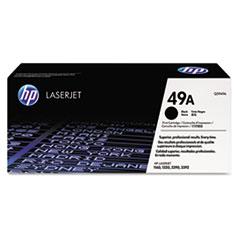 HP 49A, (Q5949A-G) Black Original LaserJet Toner Cartridge for US Government