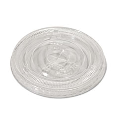 "Nature House ""Compostable Cold Cup Lids, Flat, For 10, 12, 16oz Cups, Clear, 100/Pack"" at Sears.com"