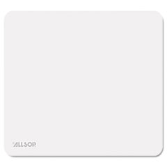 """Accutrack Slimline Mouse Pad, Silver, 8 3/4"""" x 8"""""""