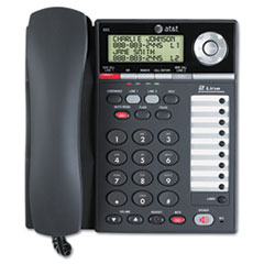 993 Two-Line Corded Speakerphone with Caller ID