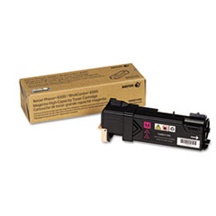 106R01595 High-Yield Toner, 2500 Page-Yield, Magenta