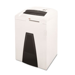 SECURIO P44c Cross-Cut Shredder, Shreds up to 46 Sheets, 55-Gallon Capacity
